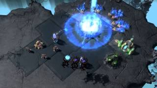 Starcraft 2 Legacy of the Void (New Units!)