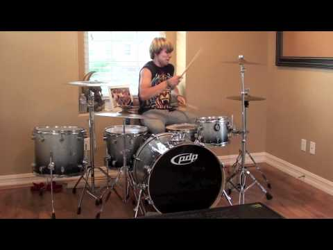ET - Katy Perry - Drum Cover - Jay Jay Harris
