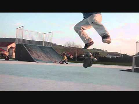 kickflip old school