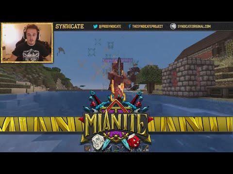 Minecraft: Mianite - WAR AGAINST SPARKLEZ [88]