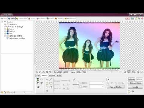 Tutoriales Photoscape(: Crea un Hermoso Blend! ♥ Arcoiris #2
