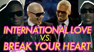 "Pitbull's ""International Love"" Sounds Just Like..."
