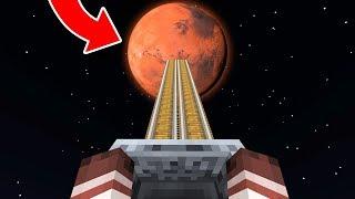 Minecraft ITA - RIUSCIREMO A RAGGIUNGERE MARTE??