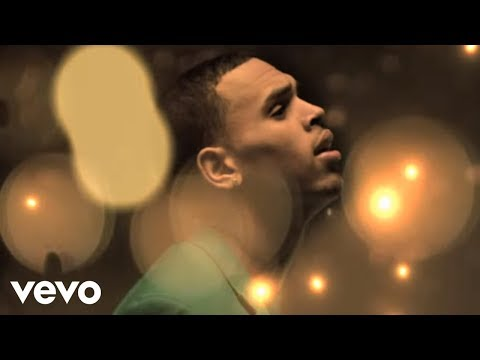 Chris Brown - She Ain't You video