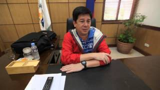 video Mayor of Tacloban, Alfred Romualdez, gives an exclusive interview with All Hands Volunteers and confirms as of now there are zero casualities in Tacloban after Typhoon Hagupit.