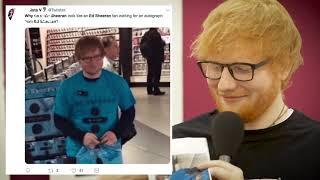 Ed Sheeran answers Fans