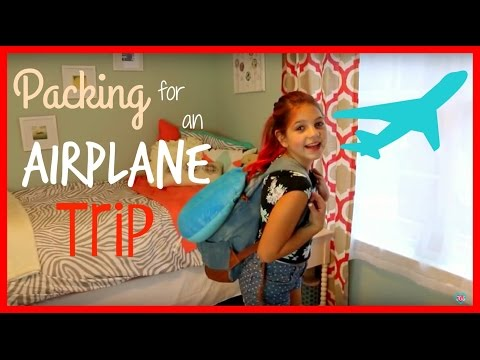 Airplane Essentials Tips for Traveling | Holiday Carry on Bag Packing Ideas | Jazzy Girl Stuff