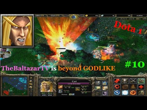 Invoker beyond GODLIKE - The Best KILL in Dota 1 HISTORY!