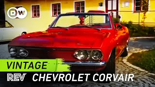 Vintage: The Chevrolet Corvair | Drive it!