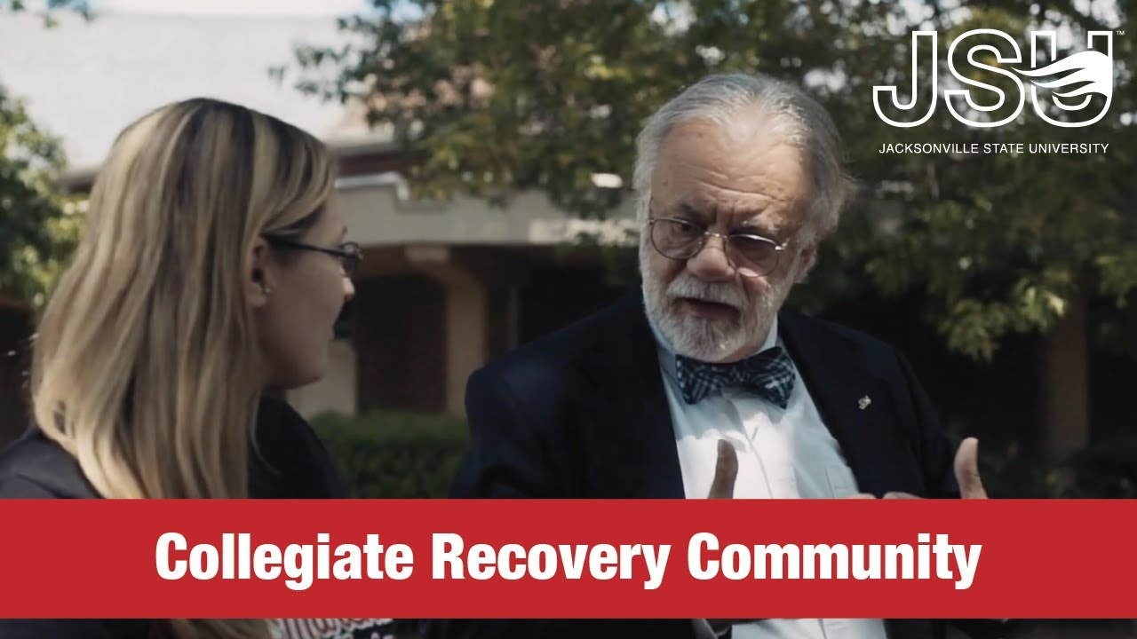 College Recovery Community at Jacksonville State University