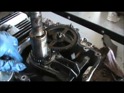 Briggs and Stratton Intek 17.5 Teardown