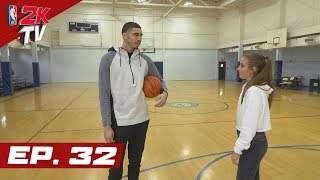 Jayson Tatum On-Court Talking 3-Pointers - NBA 2KTV S4. Ep.32
