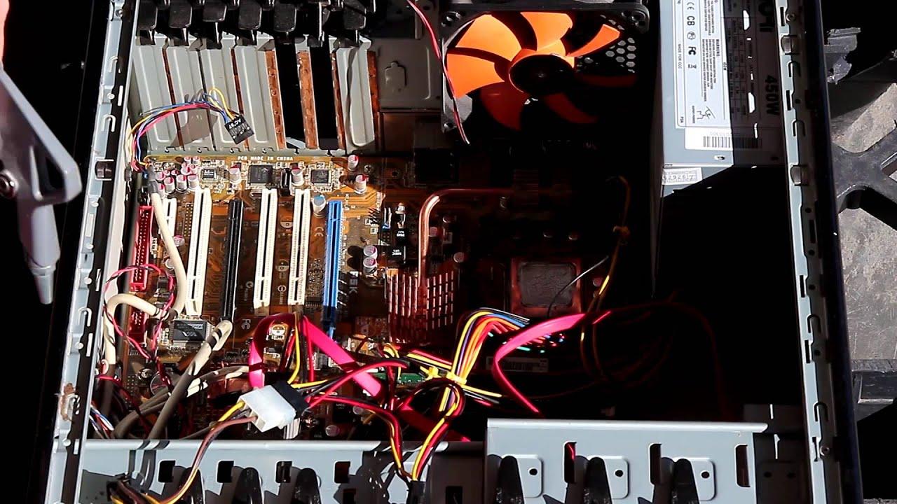 Модернизация компьютера своими руками