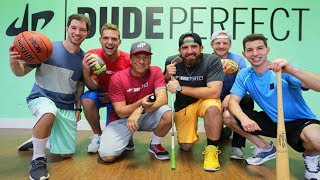10 Dude Perfect Secrets You Didn't Know