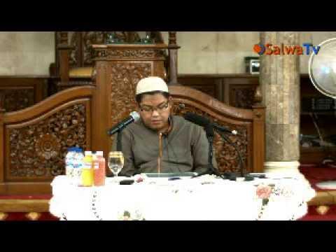 Sihir Halal Pemikat Suami Oleh:Ustadz Firanda Andirja,MA - Part 1