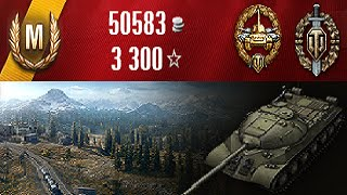 World of Tanks - IS-3 | 5368 Damage & Ace Tanker | Subscriber Replay (TheBigBison) #24