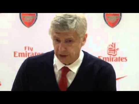 Arsenal's Arsène Wenger 'Premier League title not in our hands'