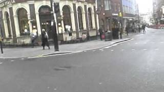 BIKE RIDE:TURNER CODY JAN 2011 ST MARTINS LANE.AVI