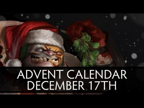 Dota 2 Advent Calendar December 17th