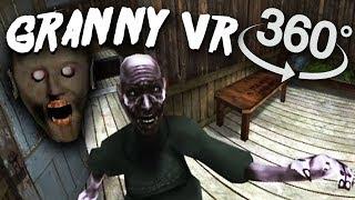 Granny VR 360 - Horror Video Tribute