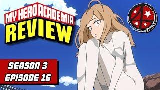 Camei Chameleon   My Hero Academia Season 3 Episode 16 REVIEW   Anime FMK