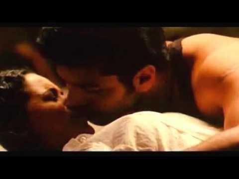 Bhavana Ever Hot Hot Lip Bite Kissing Scene video