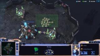 Starcraft2 élő adás Dáviddal és Danival #8 Megpróbálunk nyerni!