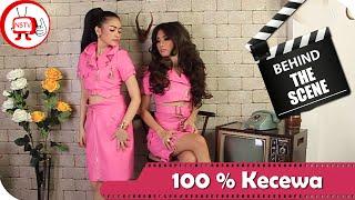Duo Anggrek Behind The Scenes Video Klip 100 Kecewa NSTV