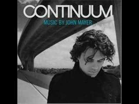 Gravity By John Mayer Youtube