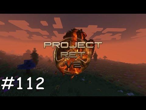Minecraft Technik ProjectRETv2 - S04E112 - Reactorcraft Nuclear Waste [deutsch]