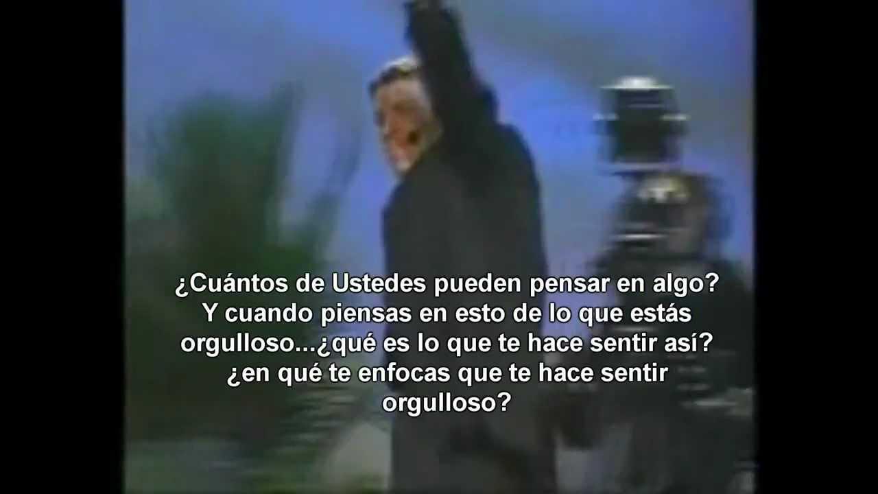 """Anthony Robbins en Español """"ENFOCA lo que DESEAS"""" (Tony ..."""