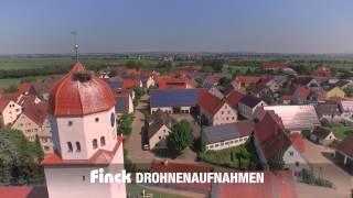 Finck Drohnenaufnahmen