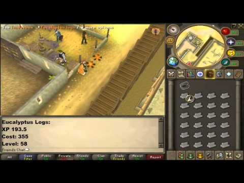 Runescape Ultimate 99 Firemaking Guide With Commentary HD (MoneyK1lls)