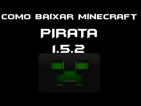 Como Baixar e Istalar Minecraft 1.5.2 Launcher ''AnjoCaido''