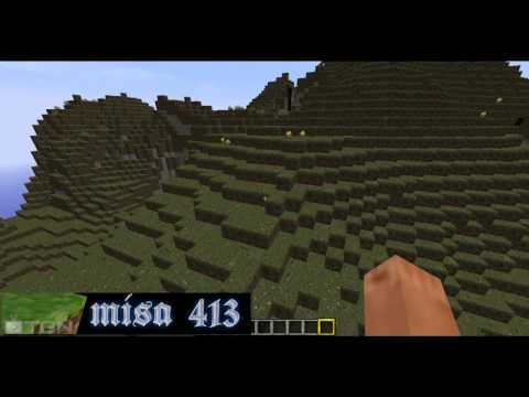 ★ Minecraft, mundo detras de los cubos -- Episodio 2 Misa413 texture review ft BertoXpert -WAY➚