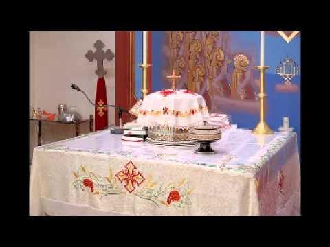 القداس الغريغوري - أبونا يوسف أسعد