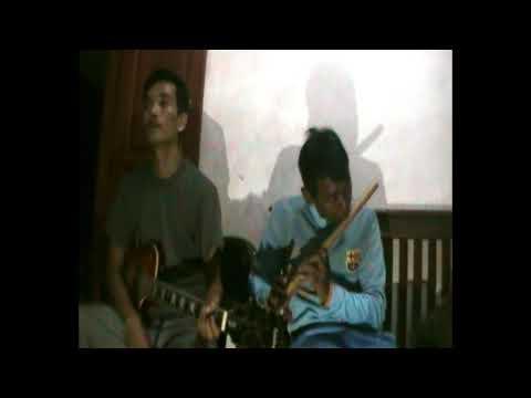 Dingin Hamdan ATT Suling + Melodi Cover Dangdut Sampling