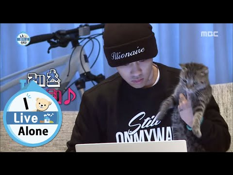 [I Live Alone] 나 혼자 산다 - GONZO unveiled his studio apartment 20150904
