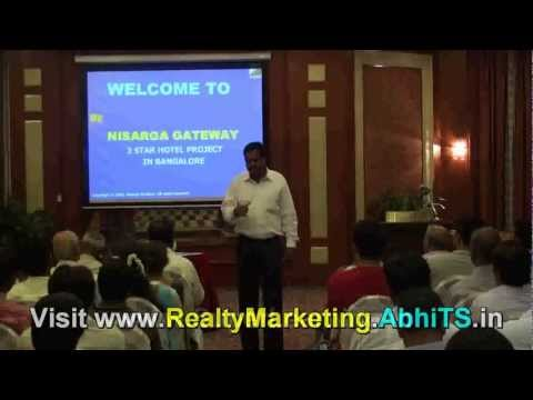Real Estate Presentation by Abhinandan TS,Bangalore,India.mp4