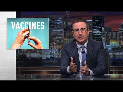 Vaccines: Last Week Tonight with John Oliver (HBO)