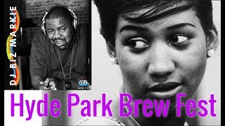 Biz Markie - Aretha Franklin tribute
