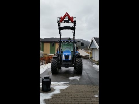 Review of New Holland T5060 DLX
