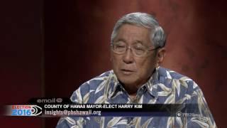 Insights On Pbs Hawaii Hawaii Island Mayor State House District 44