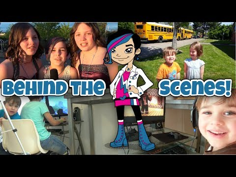 Behind the Scenes - Frozen / My Little Pony Song and More!