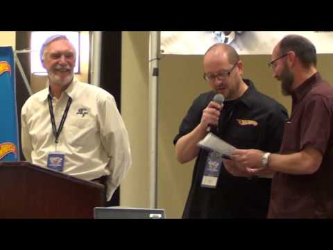 Hot Wheels Q&A Session 2013 Indy Convention