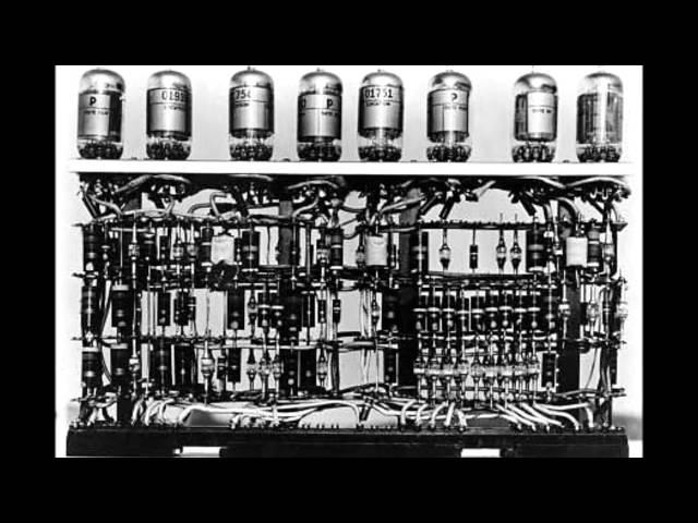 Video Evolución de las Computadoras