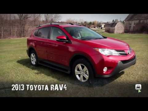 2013 Toyota RAV4 Review - LotPro