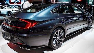 Hyundai Sonata (2020) - Interior and Exterior Walkaround