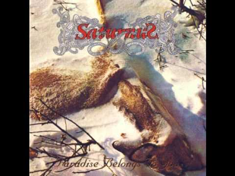 Saturnus - Paradise Belongs To You