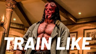 "Hellboy's ""Suit Up""  Workout Explained By His Trainer 